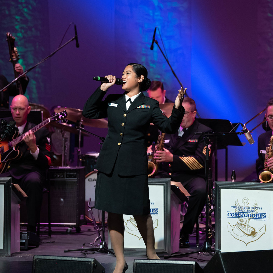 U.S. Navy Band Commodores to Perform at State High