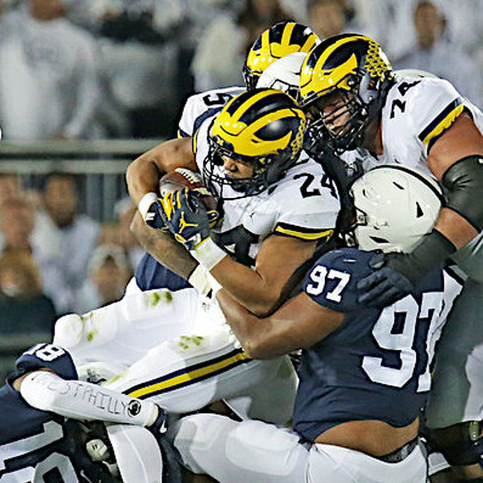 Penn State's Goal Line Stands are Becoming Habit-forming