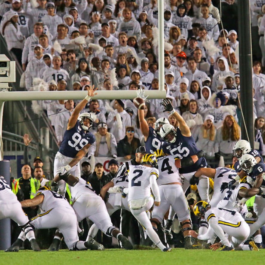 Penn State Football: Five Things To Watch As The Nittany Lions Take On Michigan State