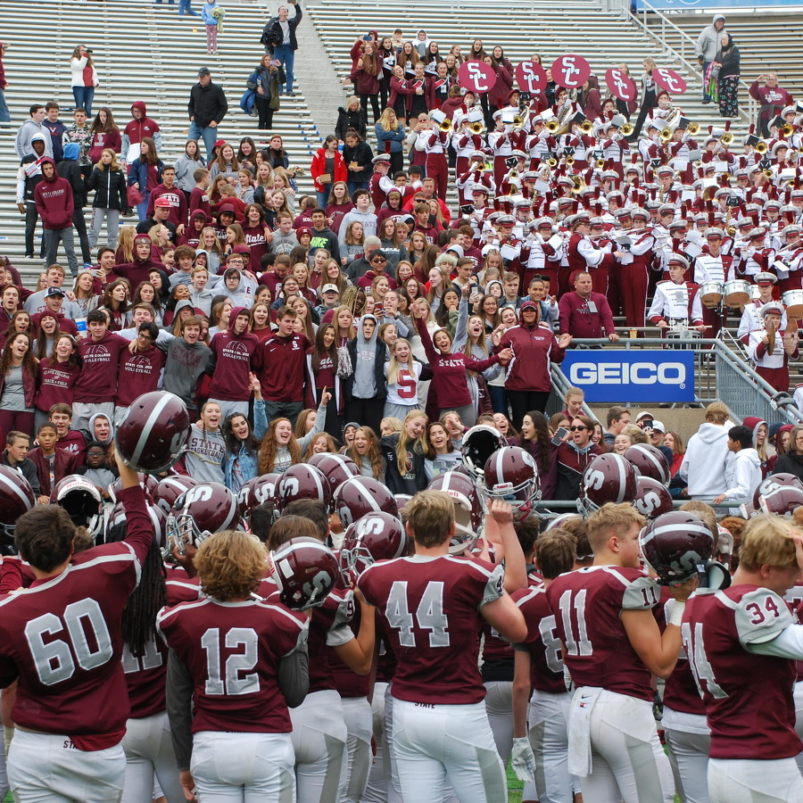 State College Rallies to Defeat Cumberland Valley at Beaver Stadium