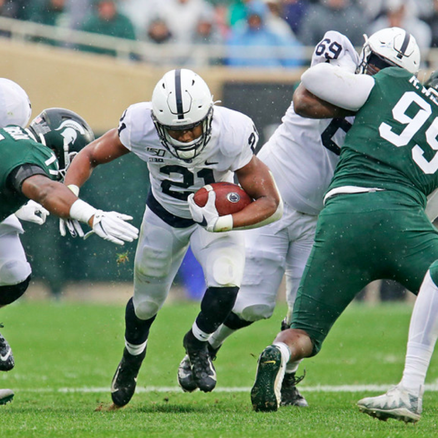 Penn State Football: Cain and Reid Both Expected to Play Saturday