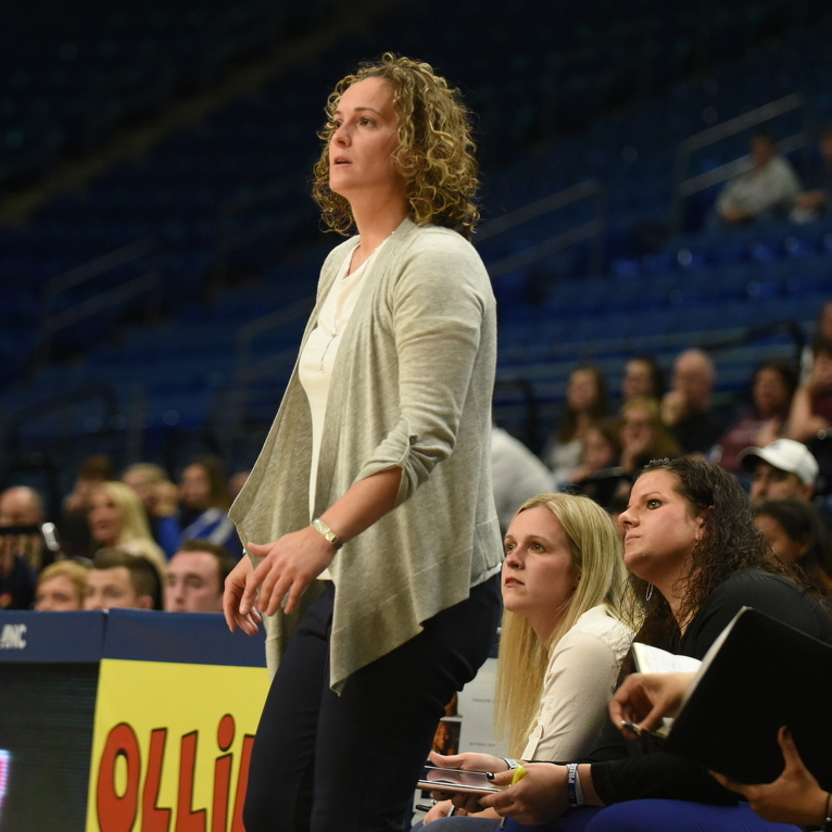 Lady Lions Win Season-Opener Against Towson