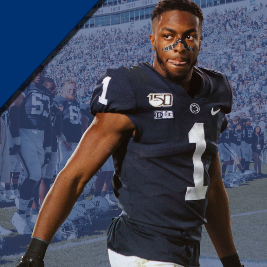 Penn State Football Falls to No. 9 in AP Top 25 Poll