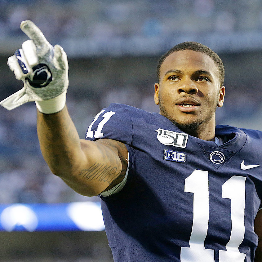 Penn State's Micah Parsons: 'There's No Hate' for Ohio State
