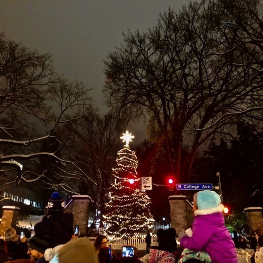 Tree Lighting Event to Kick Off the Holiday Season in Downtown State College