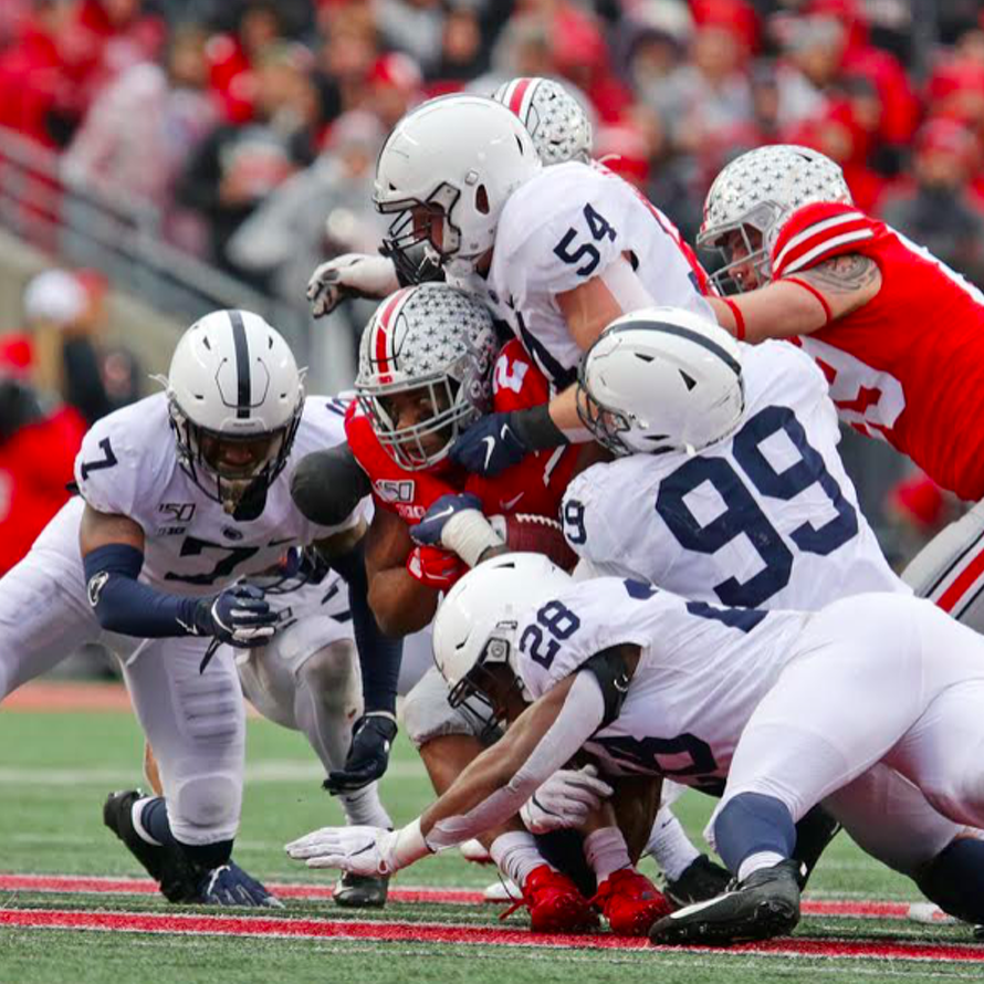 Penn State Football: Handing Out the Grades Following the Nittany Lions' Loss to Ohio State