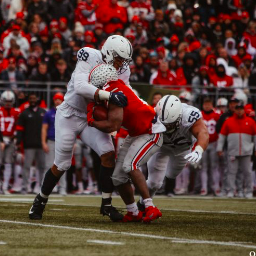 Penn State Football: Nittany Lions Sit at No. 10 in Latest Playoff Rankings