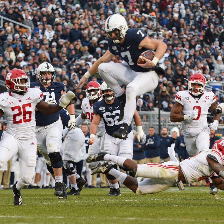 Penn State Closes Out Regular Season with 27-6 Win over Rutgers