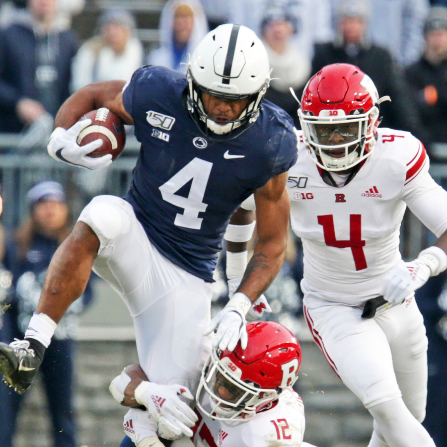 Penn State Football: For Brown, It's All About the Journey