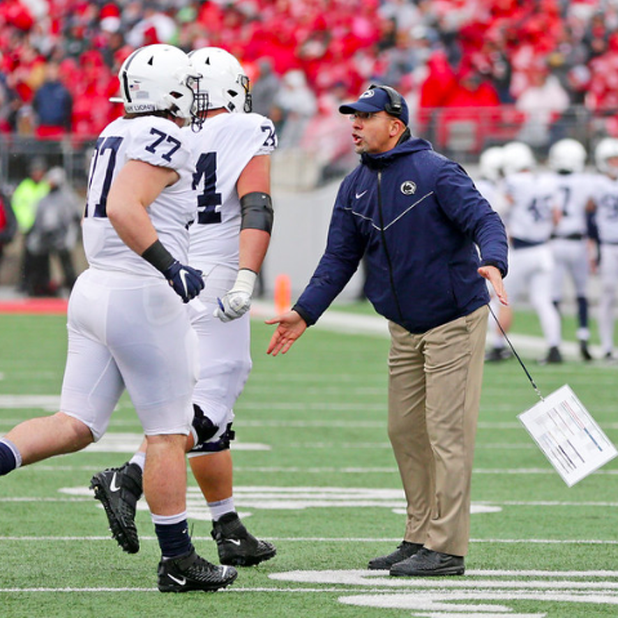 Penn State Football: Franklin Hopes Coaching Rumors 'Over Quickly'