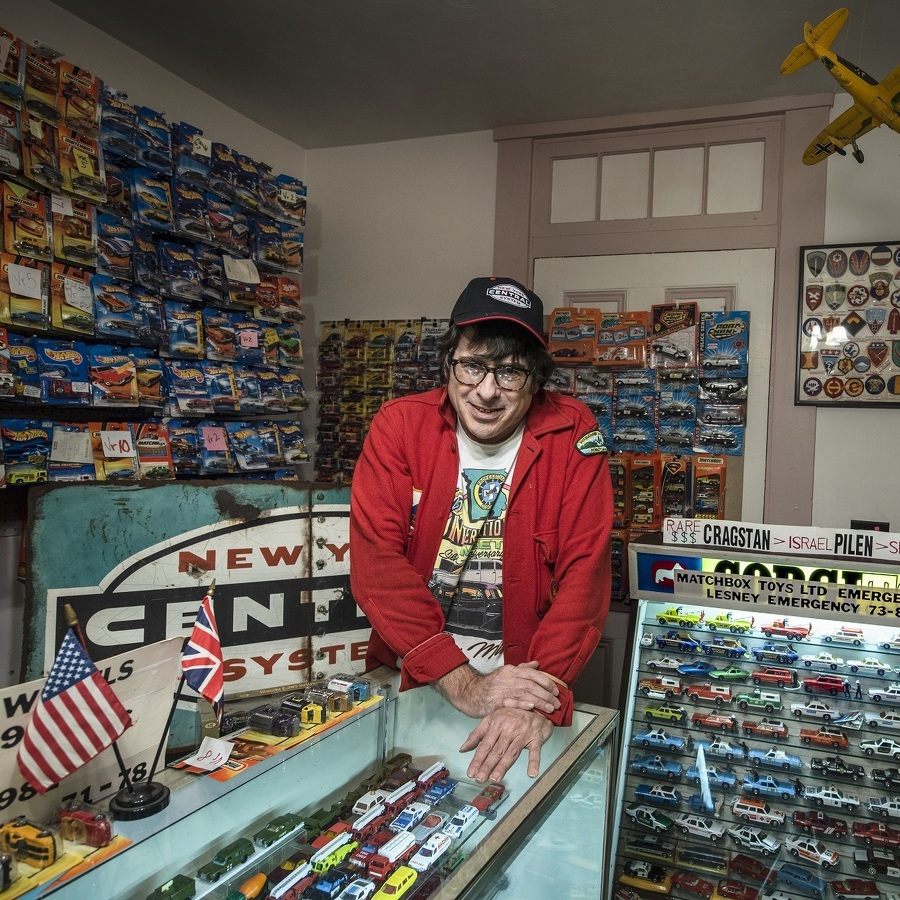 Snapshot: Bellefonte collection features rare array of mint Matchbox and other die-cast vehicles