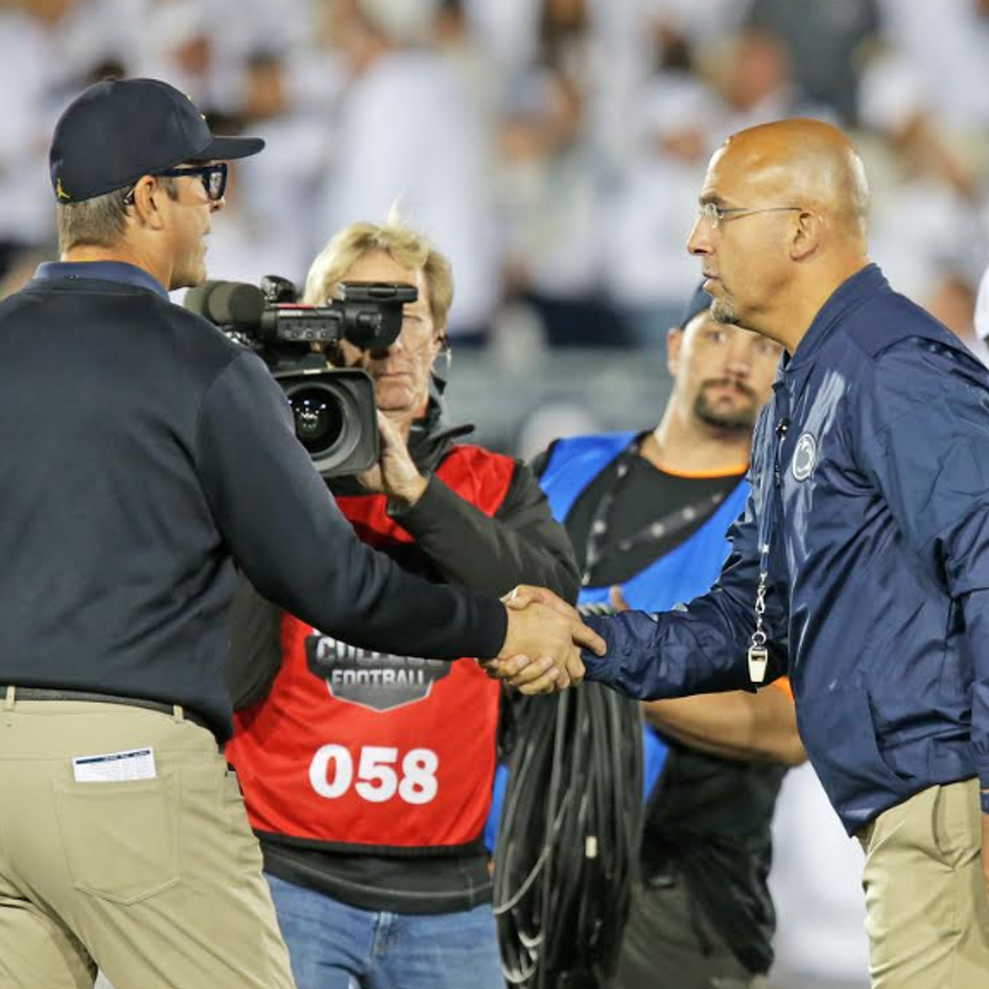 Penn State Football: As Franklin's Name Floats Around, There Is An Easy Next Step