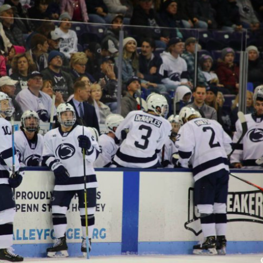 No. 6 Penn State Hockey's Woes At Michigan Continue With 4-1 Loss