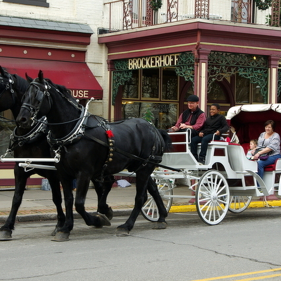 Bellefonte Victorian Christmas Schedule of Events
