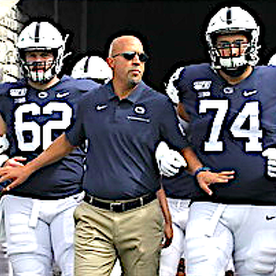 What James Franklin Says About His Penn State Contract, a New Coordinator and Bowl Play-Calling…Coming on Friday?