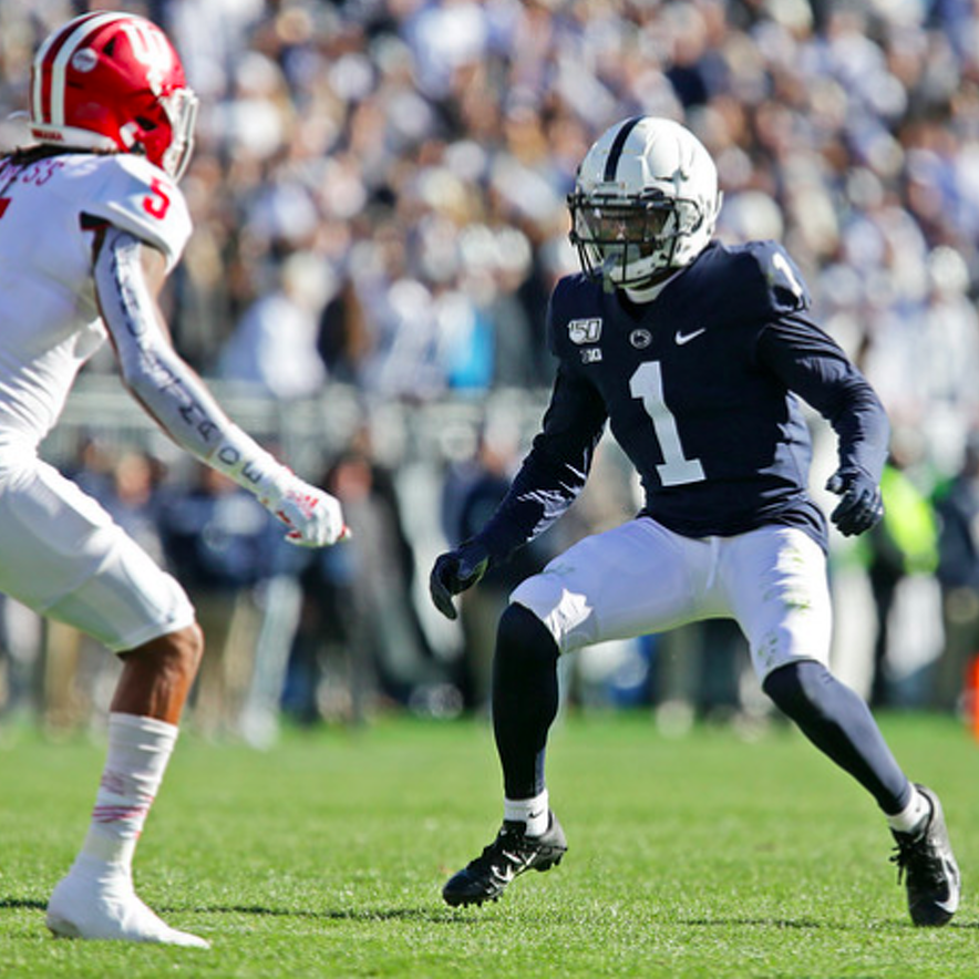 Penn State Football: Hamler Decision Set, But Holding Off Announcement