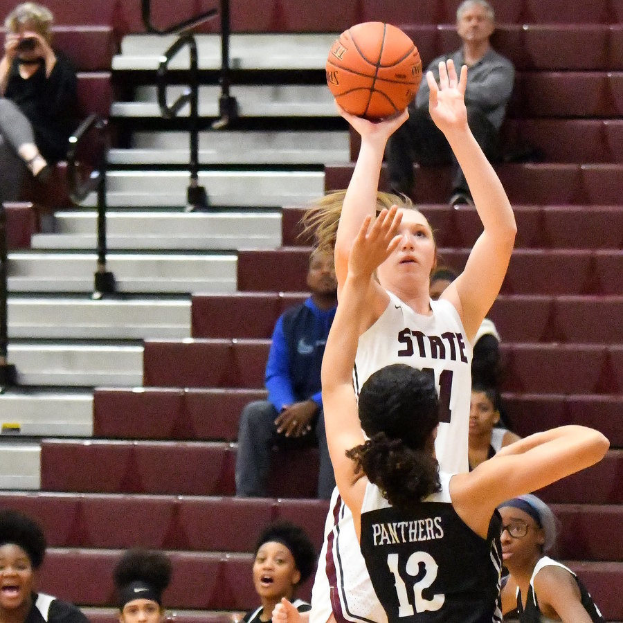 State College's Bokunewicz Explodes for 51 Points in Two Games