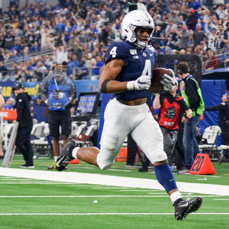No. 10 Penn State Outlasts No. 17 Memphis 53-39 in Cotton Bowl Shootout