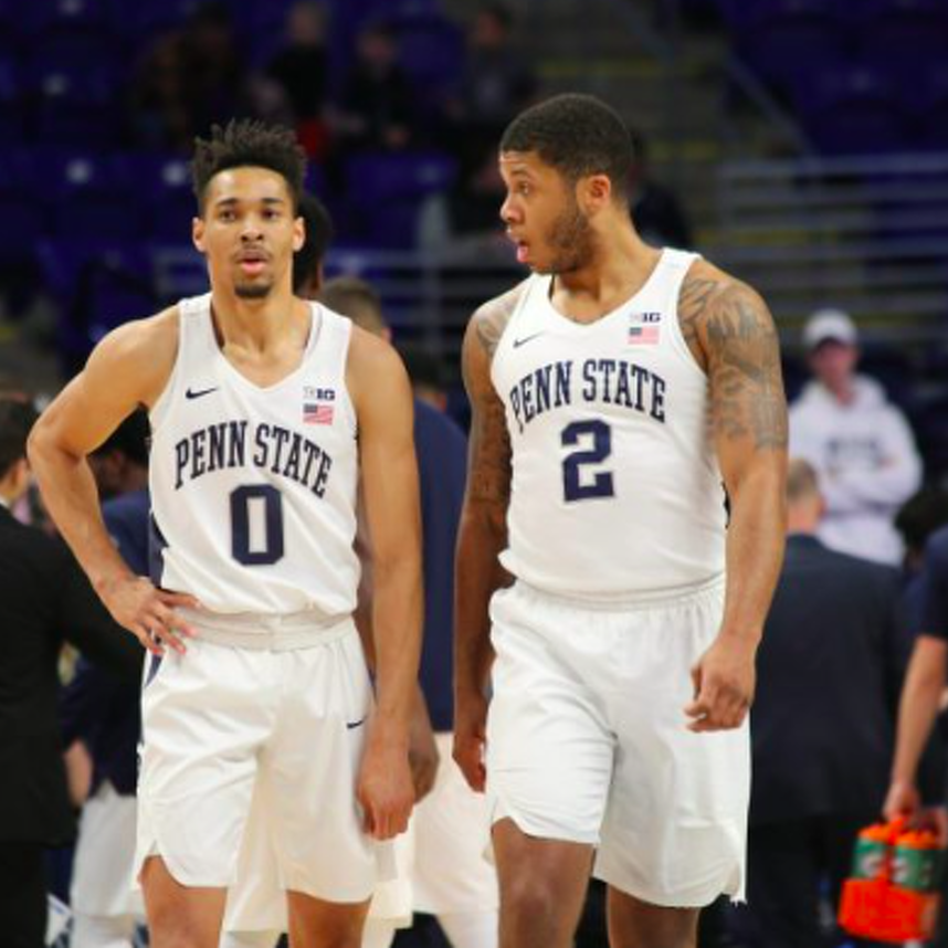 Penn State Basketball: Nittany Lions Land At No. 21 In Latest AP Poll
