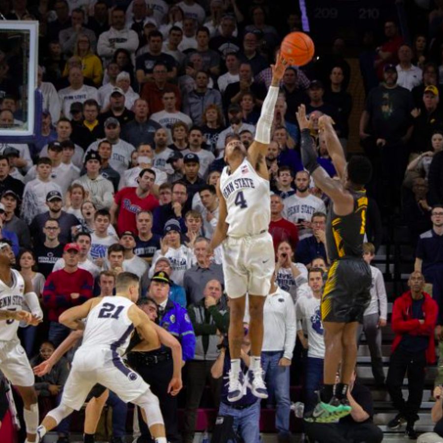 Penn State Basketball: No. 21 Nittany Lions Surge Past No. 23 Iowa 89-86