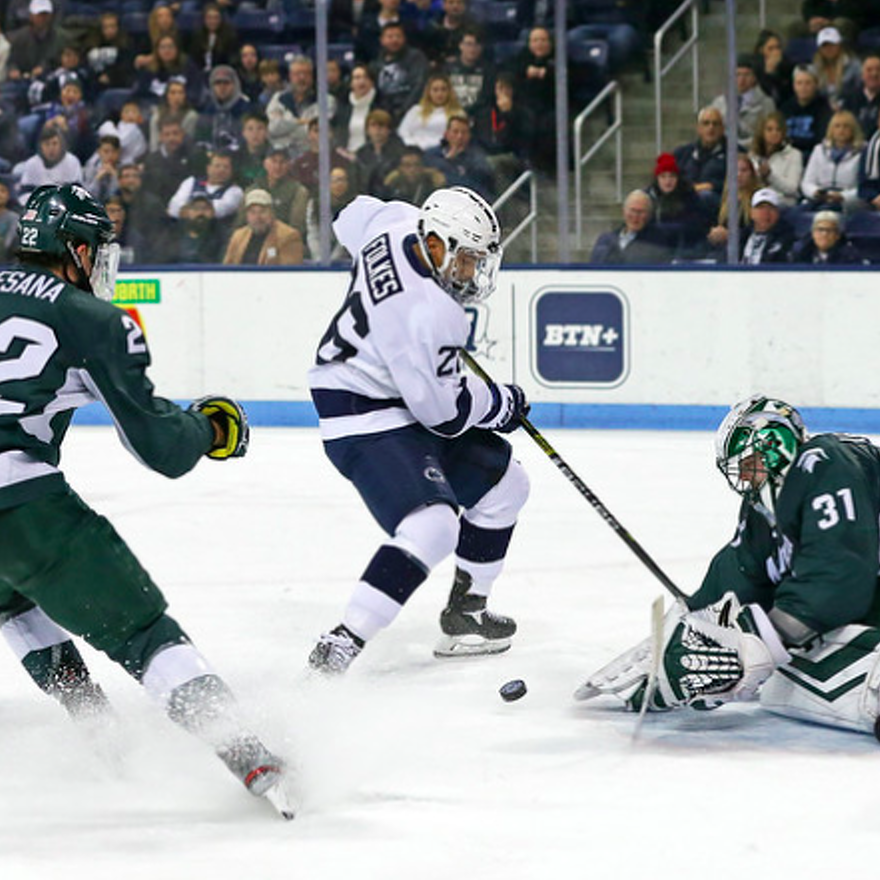 Penn State Hockey: Nittany Lions No. 6 In USCHO And Pairwise