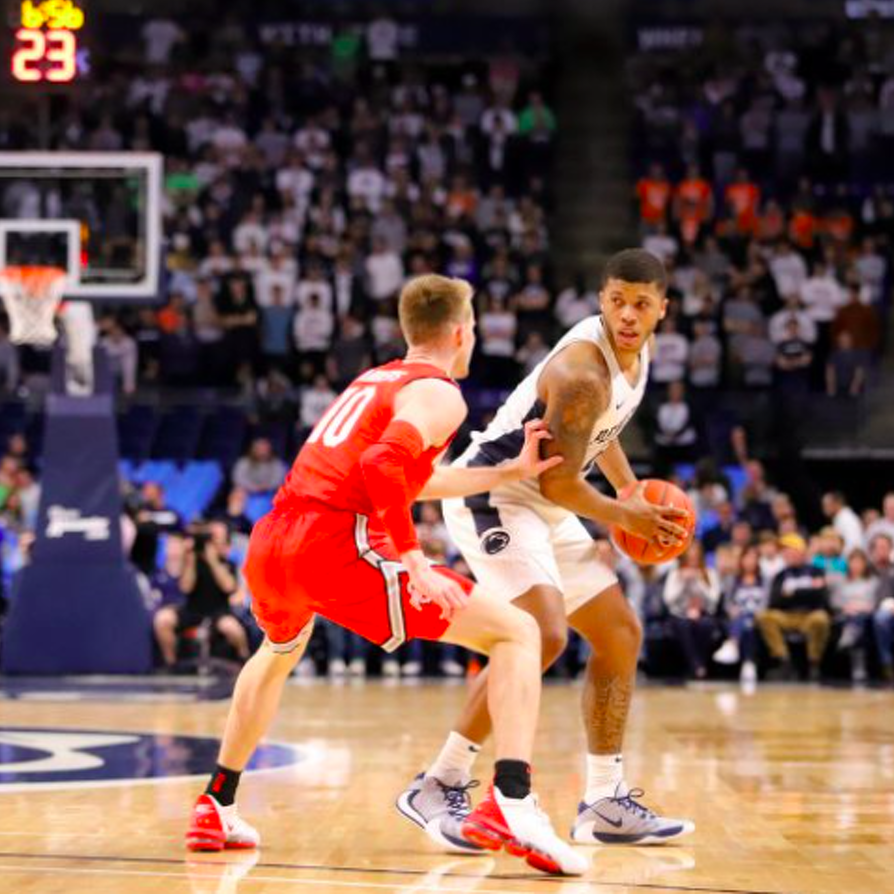 Penn State Basketball: Nittany Lions Beat No. 21 Ohio State 90-76