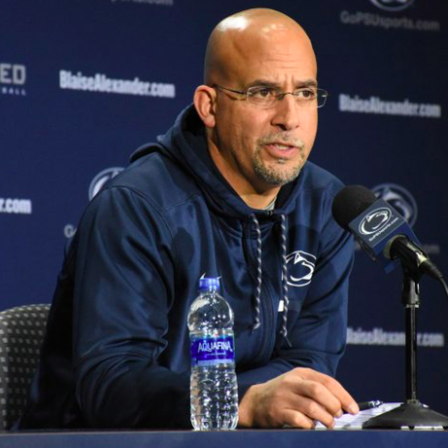 Penn State Rounds Out 2020 Coaching Staff With Receivers Coach Hire