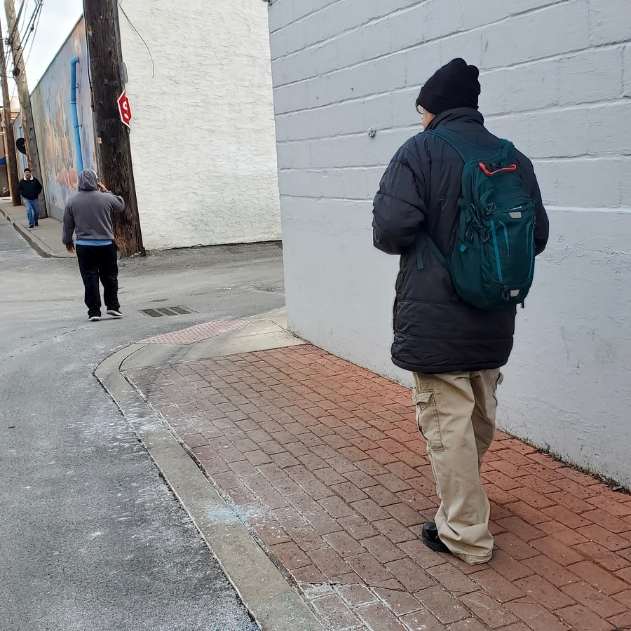 'Out of the Cold' Helps the Homeless in Happy Valley