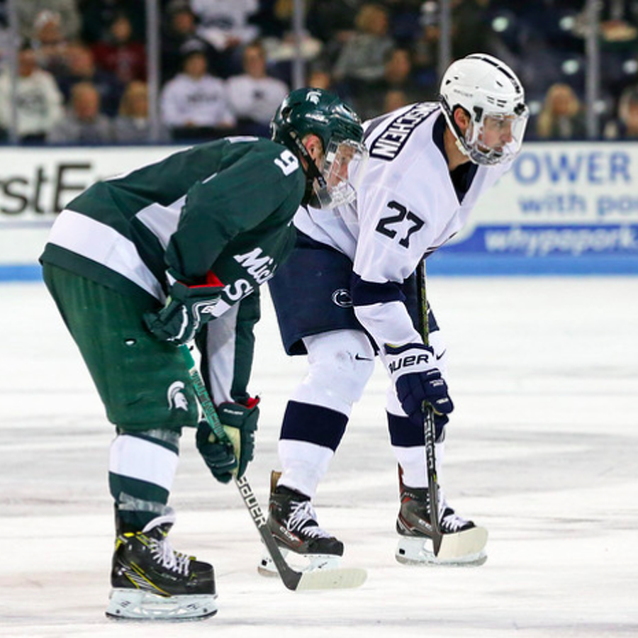 Penn State Hockey: Nittany Lions Struggle To Find Net As Michigan State Wins 4-2