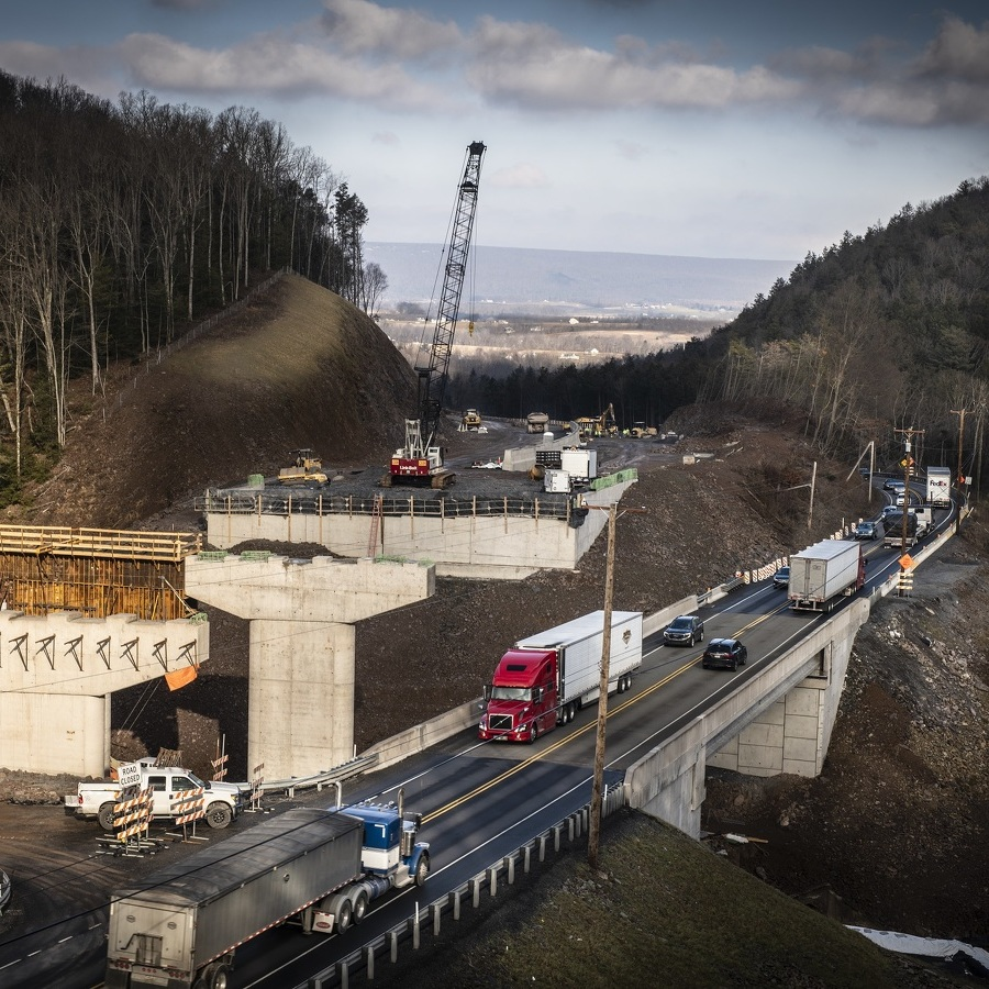 The Road(s) to Happy Valley: As the region has grown, the routes to get here haven't kept pace – but that is changing