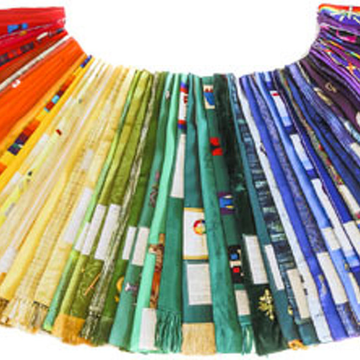 Shower of Stoles to be displayed at St. John's UCC in Boalsburg