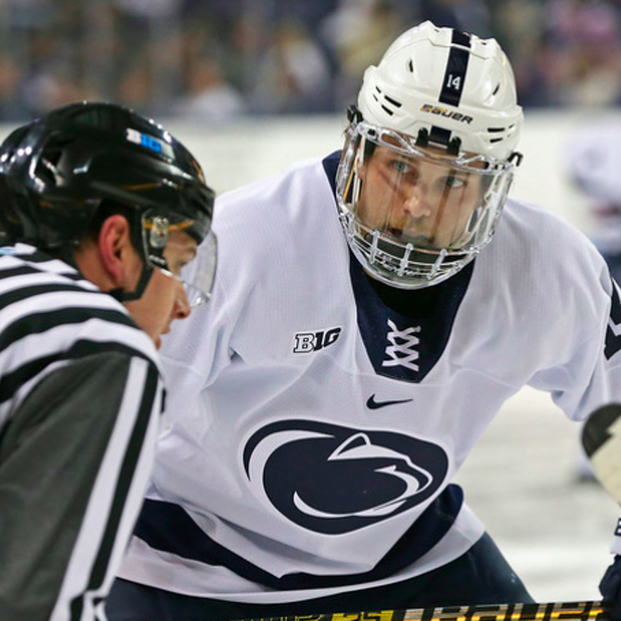 For Penn State Hockey, Goal Is Simple in Final Two Weeks: Just Win