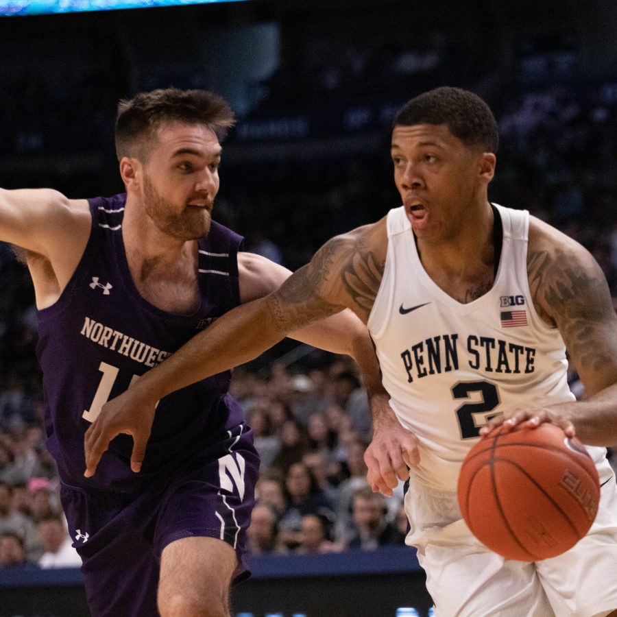 No. 13 Penn State Basketball Defeats Northwestern for Eighth Straight Win