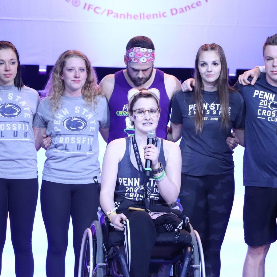 Four Diamonds Families Share Stories of Darkness and Hope at THON