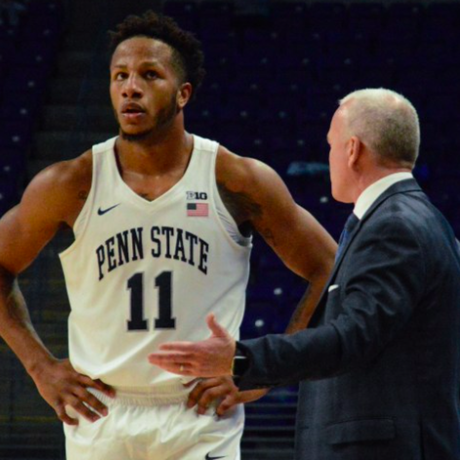 Penn State Basketball: Nittany Lions Hoping To Share The Load, With Or Without Jones