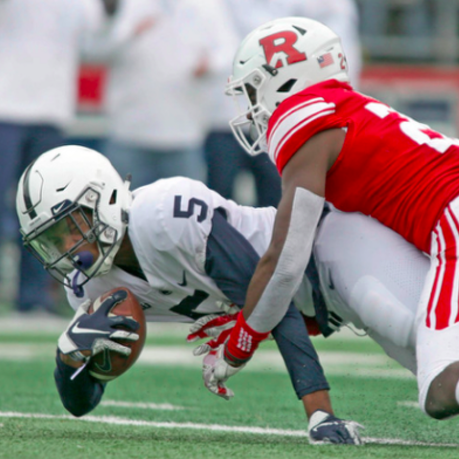 Penn State Football: Dotson Ready for Louder and Larger Role