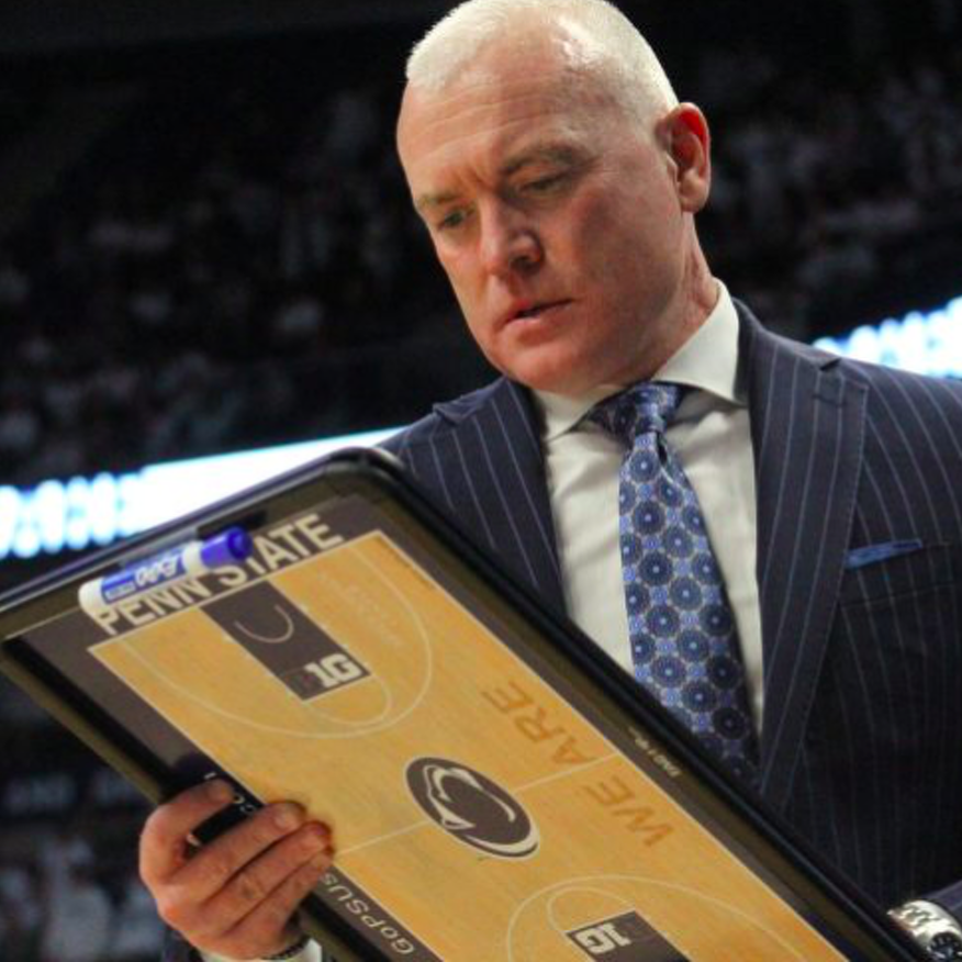 Penn State Basketball: Pat Chambers Named Naismith Coach Of The Year Award Semifinalist