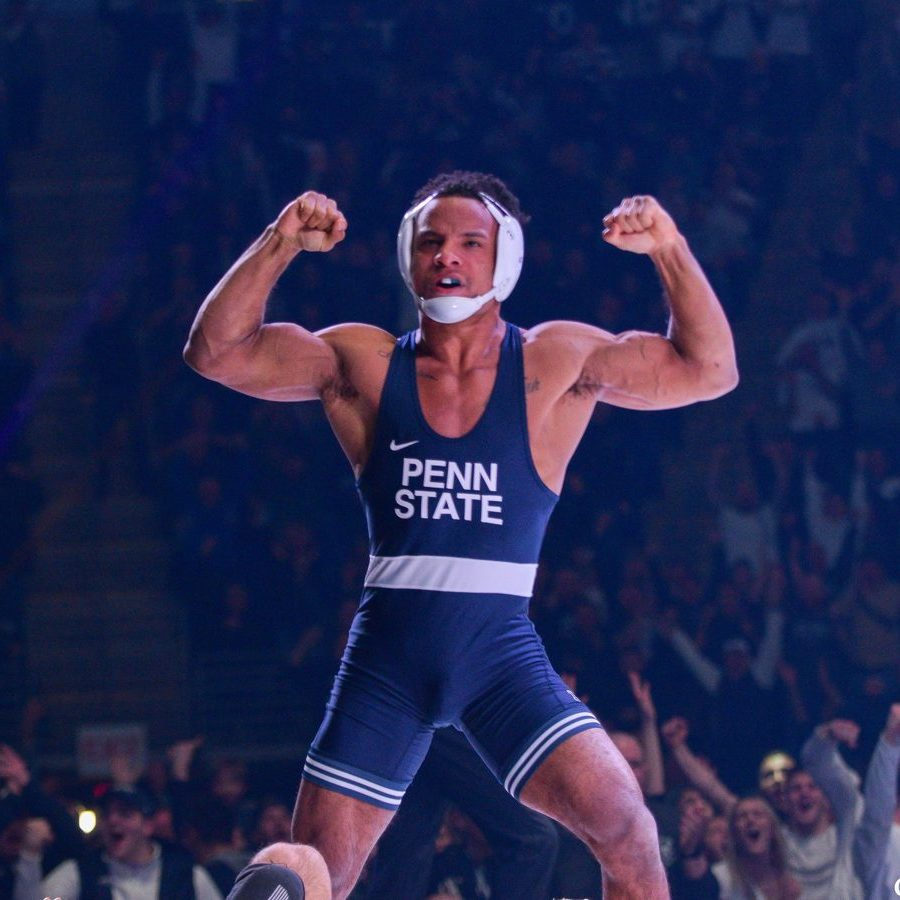 Penn State Wrestling Sends Five to Big Ten Championships Finals