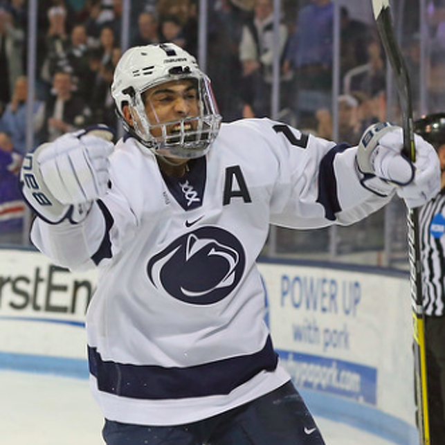 Penn State Hockey: Liam Folkes Signs AHL Contract