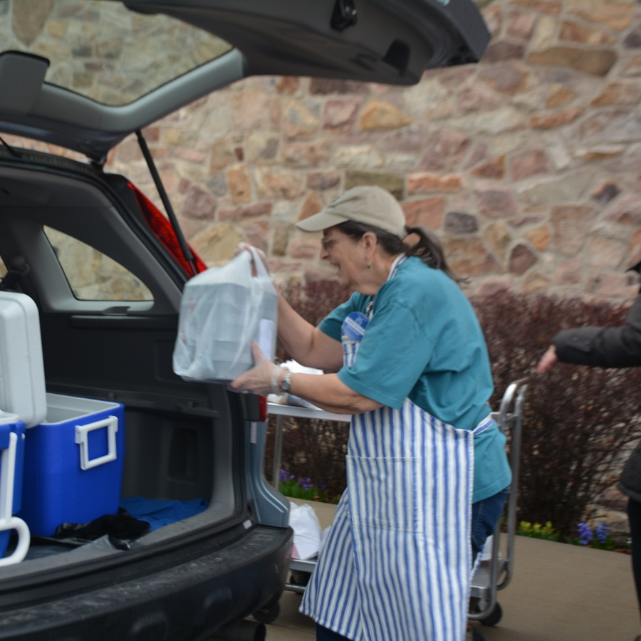 Meals on Wheels finds ways to roll on despite trying times