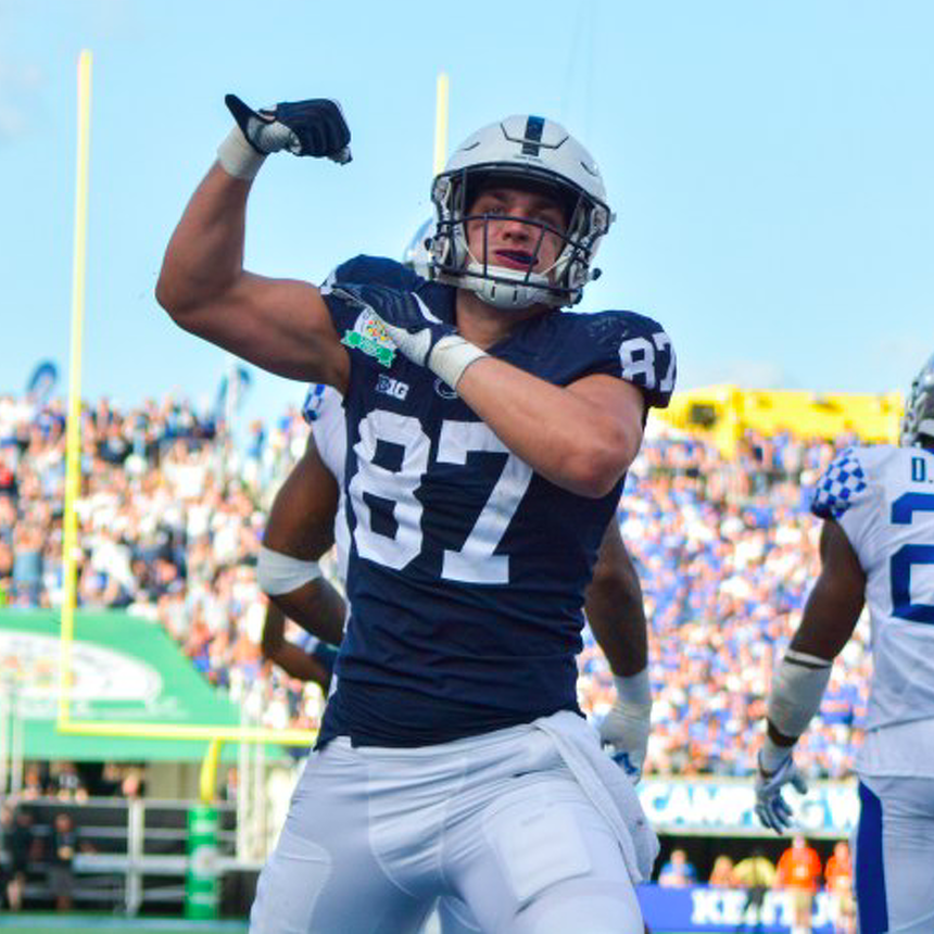 Penn State Football: Big Ten Extends Suspension of Team Activities to Early May