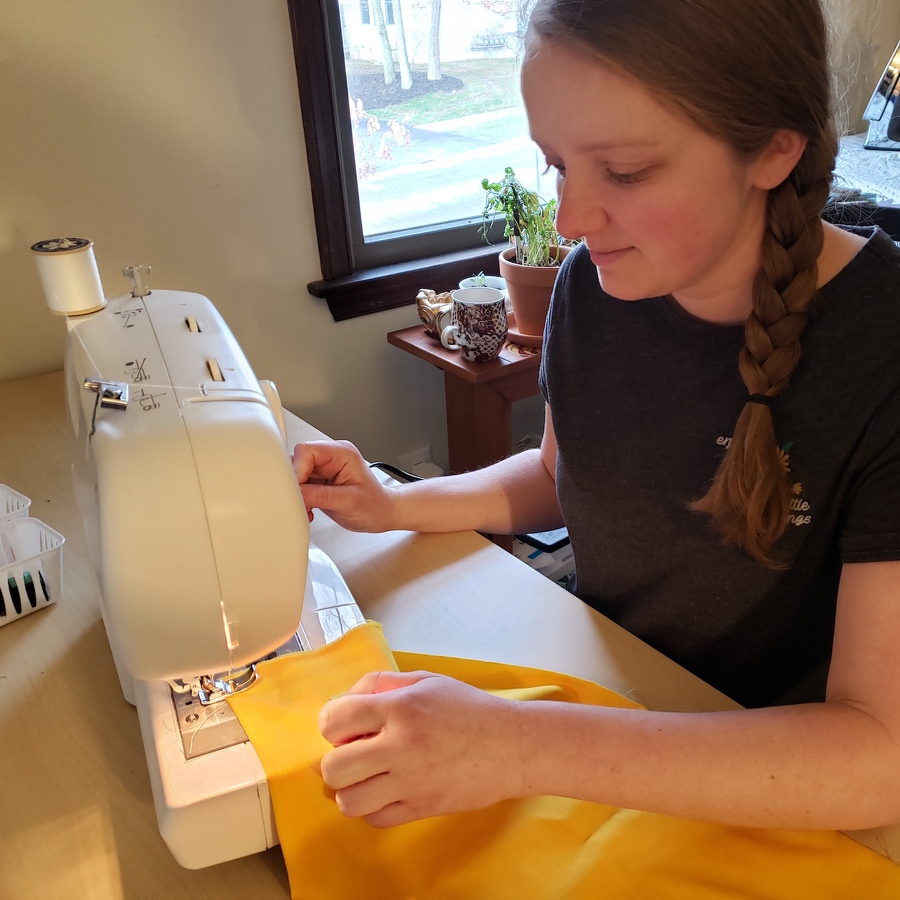 State College Mask Makers Put Sewing Skills to Work for Medical Community