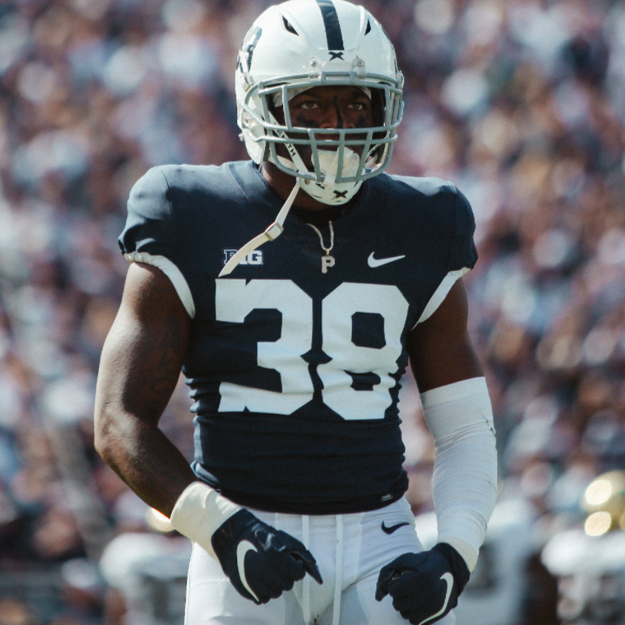 Penn State Football: Banks Excited About Futures of Wade and Brisker