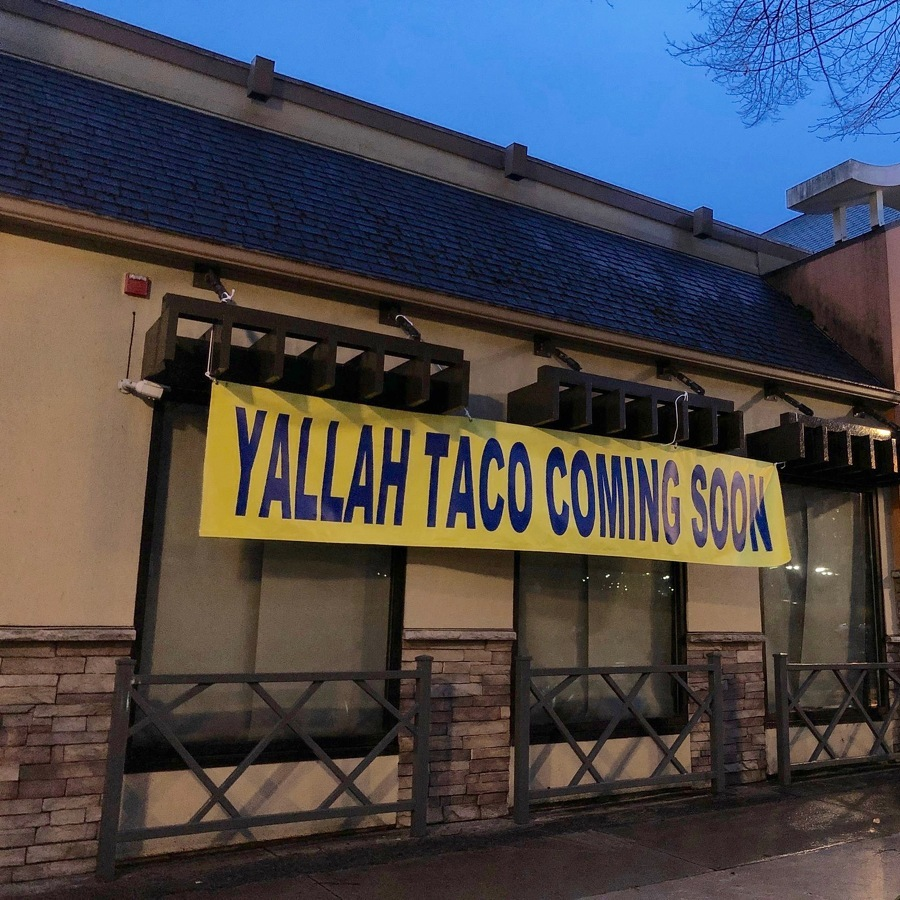 Yallah Taco to Open in Former Taco Bell Location on College Avenue