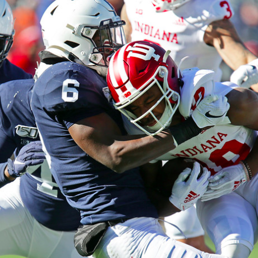 Penn State Football: Cam Brown Heads to New York After Sixth Round Selection