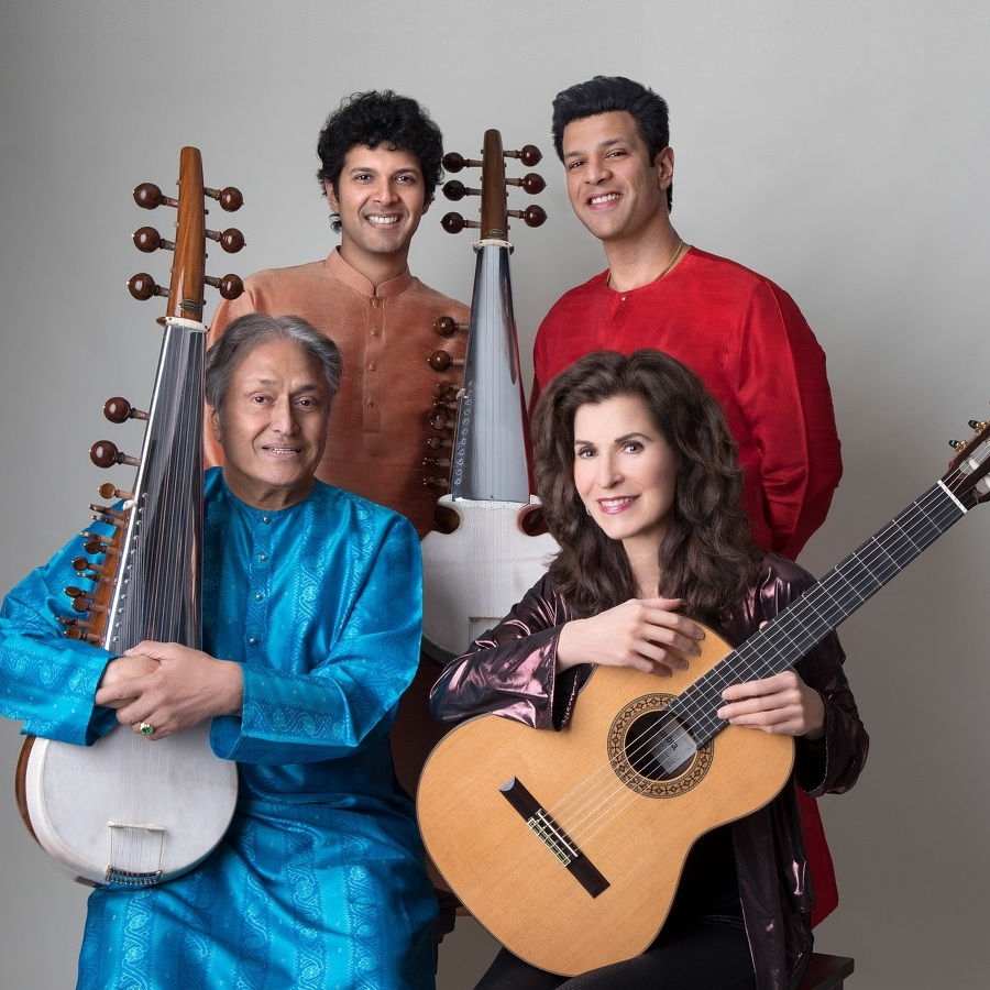 On Center: Spanish guitar, Indian sarod intertwine in music that transcends continents
