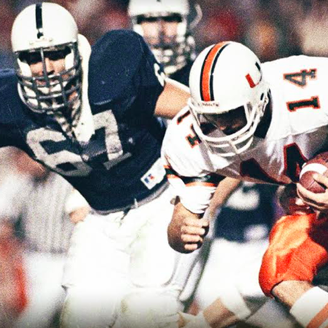 Penn State Football: When It Comes to the 1987 Fiesta Bowl Title Game, the Ending Makes Up for the Middle