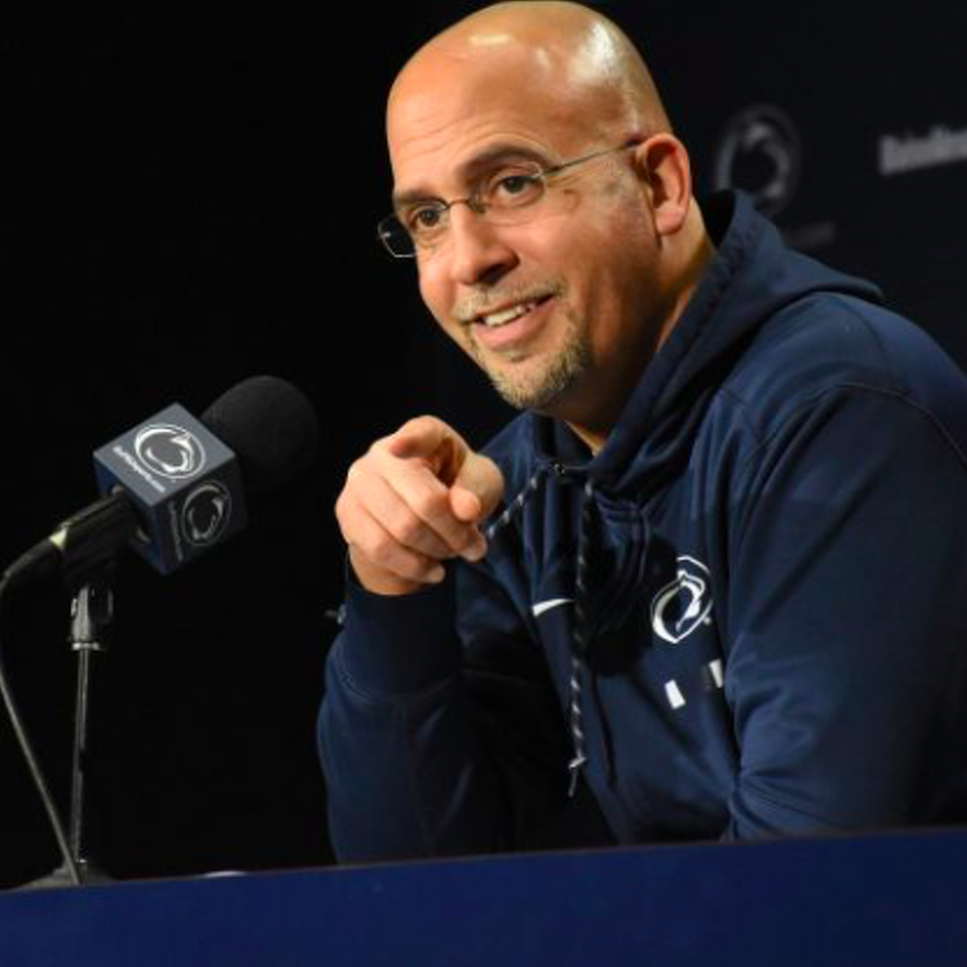 While Nobody Can Go Anywhere, Penn State Is Having Its Best April-May Recruiting Stretch Ever Under James Franklin