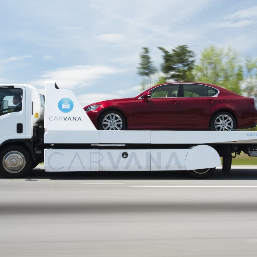 Carvana Launches Online Car Sales, Touchless Delivery in State College Area