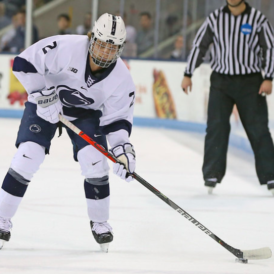 Penn State Hockey: Hults Named Big Ten and Defensive Player of the Year